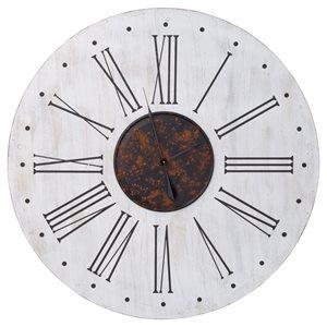 Scandinavian Style Wall Clock