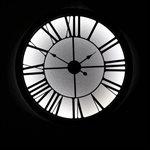 Tower II Wall Clock